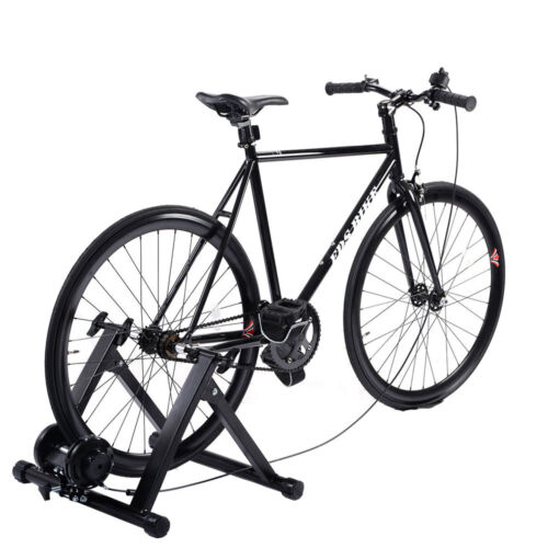 exercise bike stand indoor bicycle cycling trainer