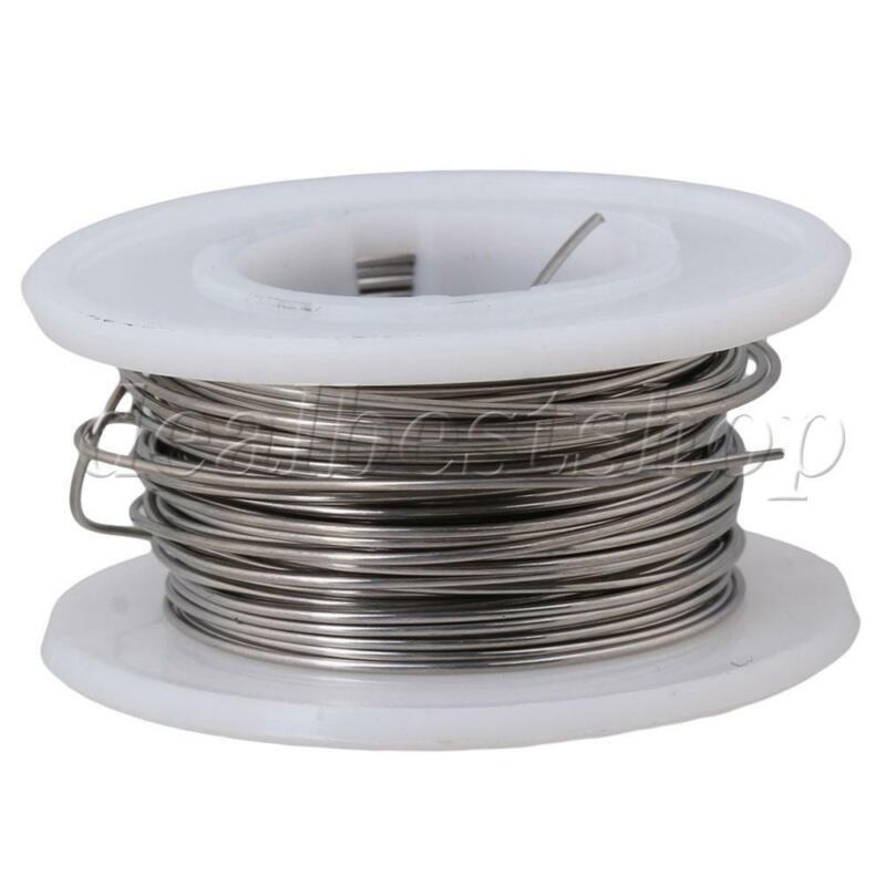 1200°C Max Temperature Nichrome Wire Resistance Nickel Chrome Heating Element