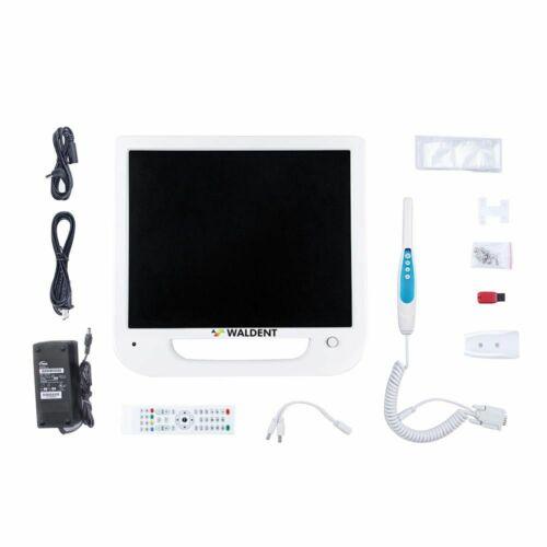Waldent Dental Intra Oral Camera with Screen - Ergo (10 MP) Premium Quality