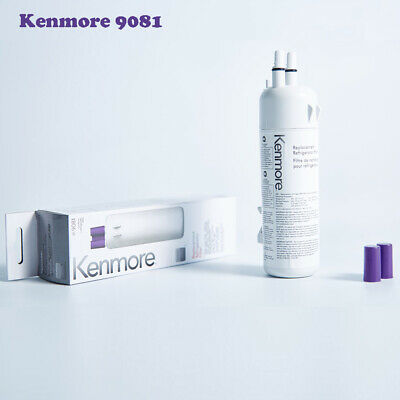 2P Unfeigned 9081 Kenmore 469081 Replacement Refrigerator Water Filter W²10295370A