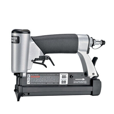 Porter-cable 23-gauge 1 In. Pin Nailer Kit With Rubber Comfort Grip Pin100 New