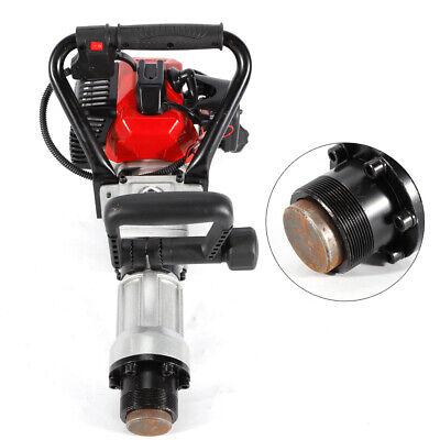 32.6cc Gas Power T-Post Driver Petrol Garden Fencing Farming Push Pile Φ55 Φ70