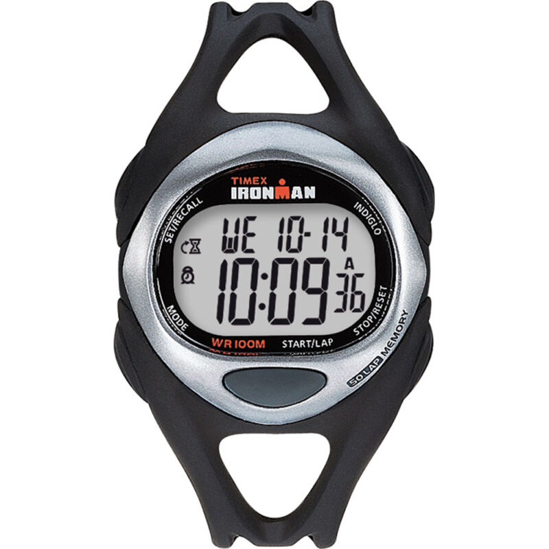Timex Ironman Triathlon Men's 50-Lap Sport Watch Black T54281