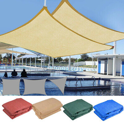 Sun Shade Sail Outdoor Patio Top Canopy Cover UV Block Trian