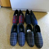 Several pairs of men's slippers