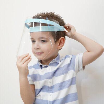 Gesichtsschutz-Visier-Schutzmaske Gesichtsmaske Faceshield Kinder hochklappbar