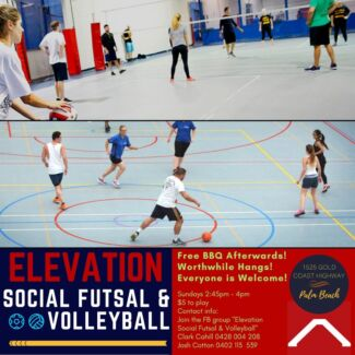 Elevation Social Futsal & Volleyball