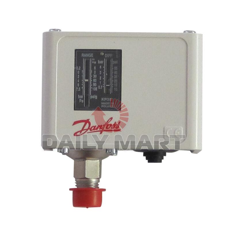 NEW Danfoss Pressure Controls Switch KP35 KP 35 Programmable Logic Controller