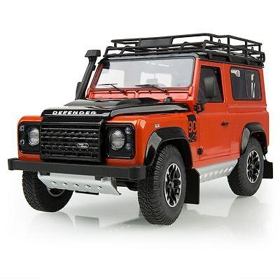 Genuine Land Rover Gear - DEFENDER ADVENTURE - 1:18 SCALE MODEL - 51LDLC035ORW