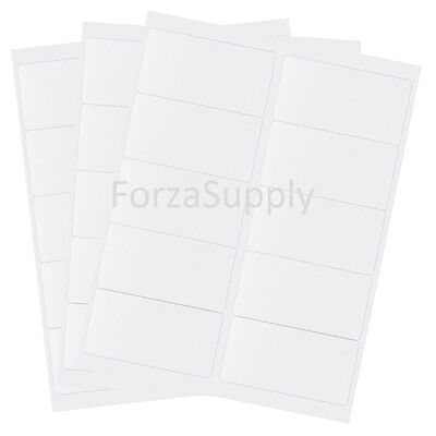 Self-adhesive Laser Printer Shipping Mailing Address Labels For Ebay Paypal More