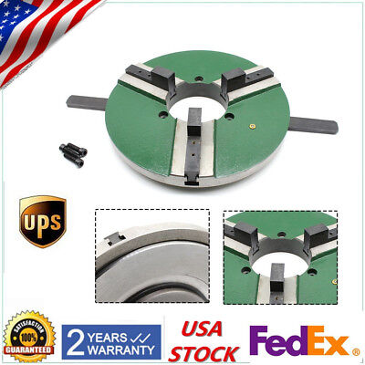 3 Jaw Self Centering 12 Inch Welding Positioner Chuck W Reversible Jaws Us