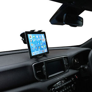 Universal Car Windscreen Suction Mount Holder For IPad 1 2 3 4 Air 6 -10