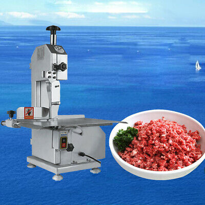 Commercial Electric Meat Band Saw For Frozen Meat Fish Pig Hoof Beef Bone Usa