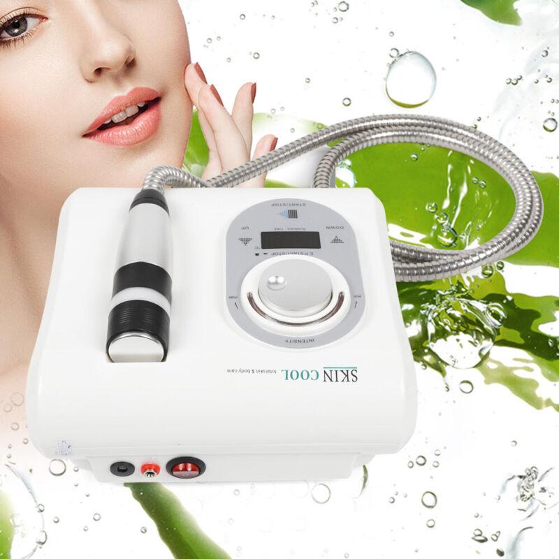 US Cryo Cool Mesotherapy Skin rejuvenation Face Lifting Facial Beauty RF Machine