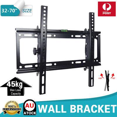 TV Wall Mount Bracket Full Motion Swivel LCD LED 32 42 43 47 48 49 50 55 60 70