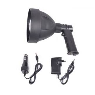 15W CREE LED Handheld Spot Light Rechargeable Spotlight Hunting S