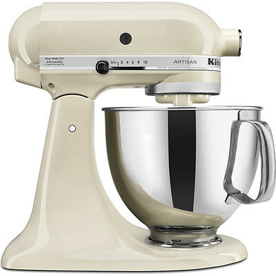 Kitchenaid artisan series 5 quart tilt head stand mixer in for Kitchenaid f series