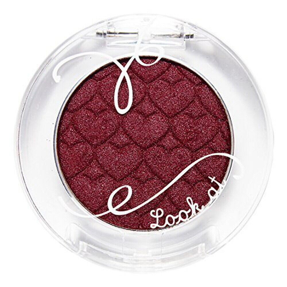 ETUDE HOUSE Look At My Eyes #RD302 Hot Wine Burgundy 2g
