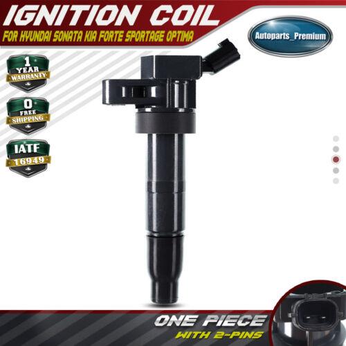 Engine Ignition Coil For Genesis Sonata Santa Fe Tucson Optima Sorento Sportage