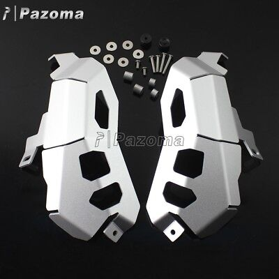 Motorcycle Front Cylinder Head Guard Cover Protectors For BMW R1200GS ADV 13-17 for sale  USA