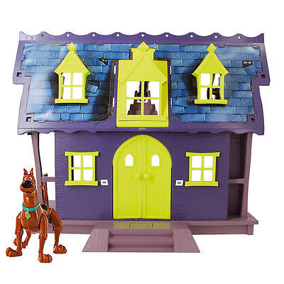 Kyпить Scooby-Doo Mystery Mansion Playset with Action Figure на еВаy.соm