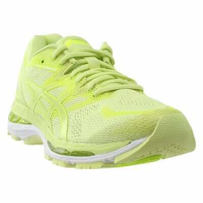 ASICS GEL-Nimbus 20  Casual Running Neutral Shoes - Yellow - Womens
