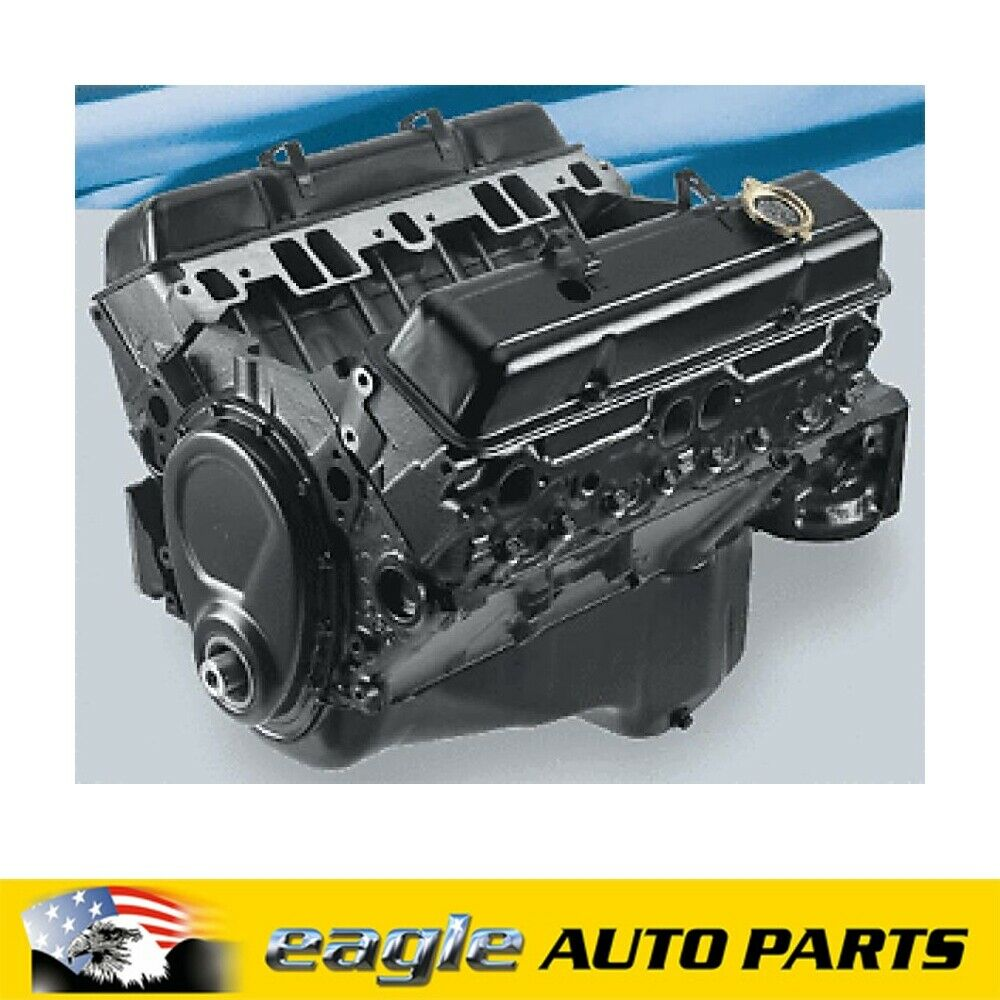 Details about CHEV 350 290HP GM PERFORMANCE PARTS CRATE ENGINE # 12499529  19355658