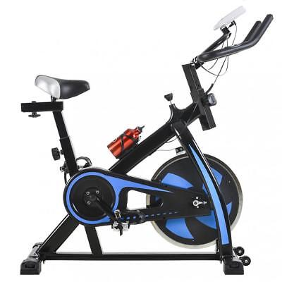 New Blue Robustness & Fitness Cycling Bike Cardio Exercise Home Indoor Bike 508