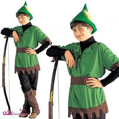 - Jungen Robin Hood Kostümen