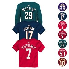 NFL Official Team Player Name & Number Jersey T-Shirt Collection Toddler (2T-4T)