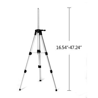 Aluminum Adjustable Level (1.2M Adjustable Aluminum Tripod Stand 5/8