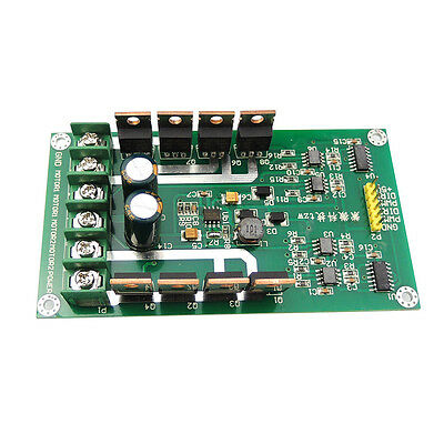 Dual Motor Driver Module Board H-bridge Dc Mosfet Irf3205 3-36v 10a Peak 30a New