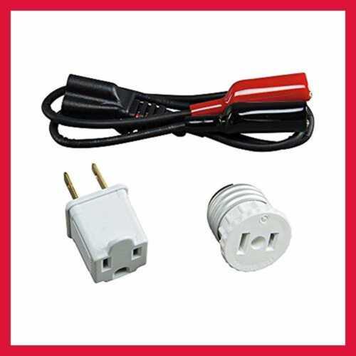 Circuit Breaker Finder Accessory Kit, Circuit Breaker Leads,