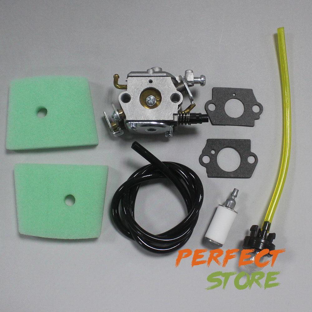 Carburateur Carb Tune Up Kit Pour Husqvarna 123 C 123 L 123LD 223 L 223R 322 L 325 L