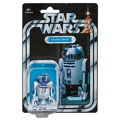 "Star Wars 3.75"" Vintage Collection 2019 Artoo-Detoo (R2-D2) - New dented card"