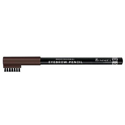 Rimmel London Professional Eyebrow Pencil, Dark Brown 0.05 oz