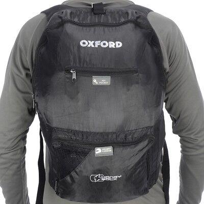 Oxford X Handy Sack Motorbike Motorcycle BackPack Rucksack Luggage Reflective