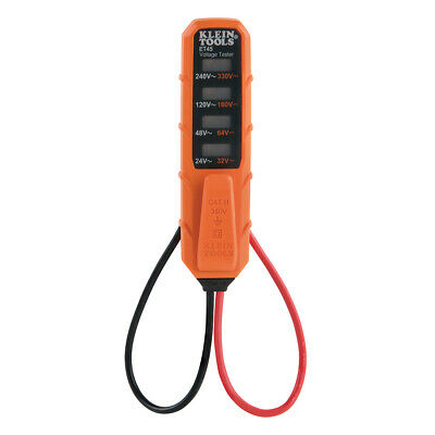 Klein Tools Et45 Acdc Voltage Tester