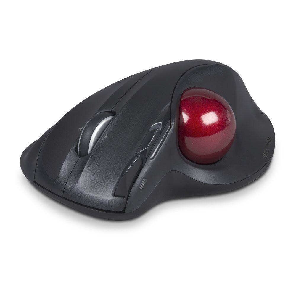 SPEEDLINK APTICO Maus kabellos Ergonomische Trackball wireless Mouse 4-9.01-8753