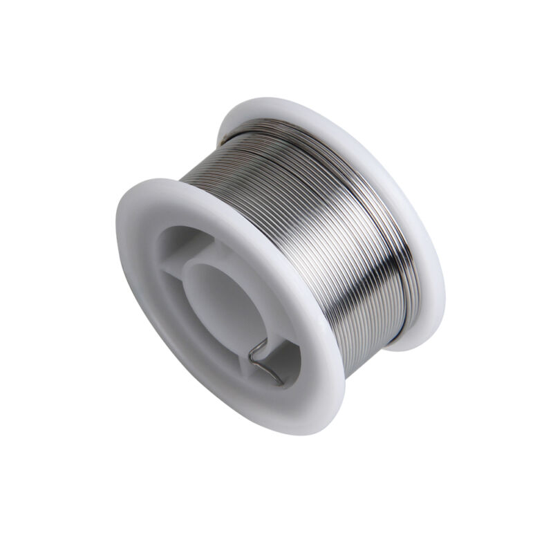 Silver Flux Core Solder Wire SAC305 5m/15ft - .5mm thickness, 3% AG - lead free