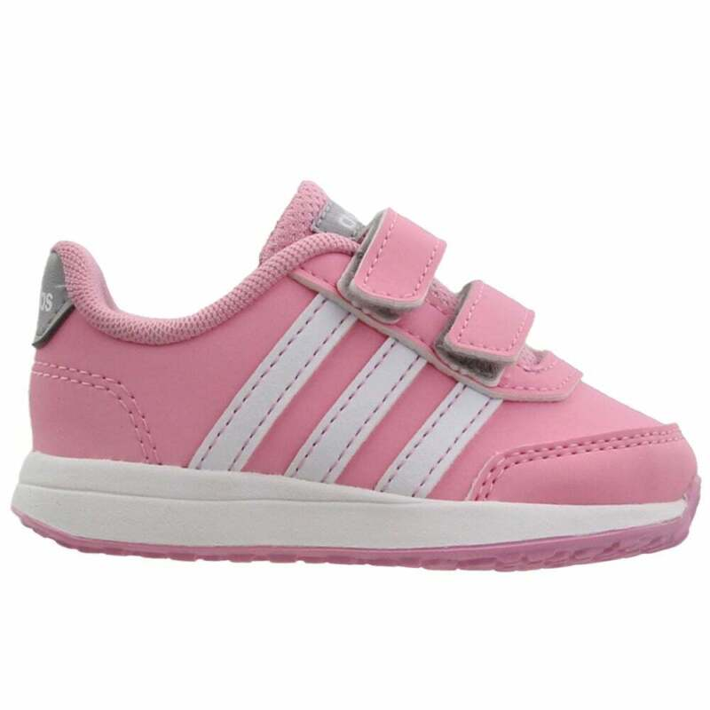 adidas Vs Switch 2 Cmf Slip On  -  Infant Girls  Sneakers Shoes Casual   - Pink
