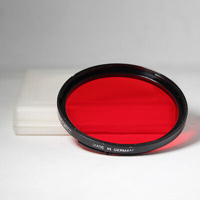 HASSELBLAD B60Ø RED FILTER (25) R 8X -3 MULTICOATED BAY [51597]