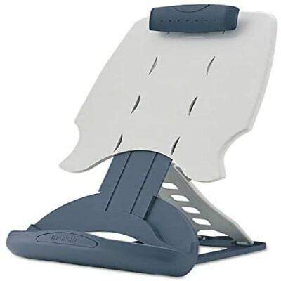 Document Adjustable Book Copy Holder Desk Paper Stand Letter Typing Angel Sheet