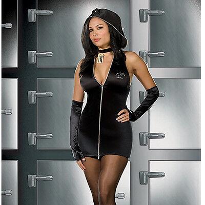 Womens Plus Size 1/2X or 3/4X Gothic Jane Doe DOA Halloween Costume   DG5178X