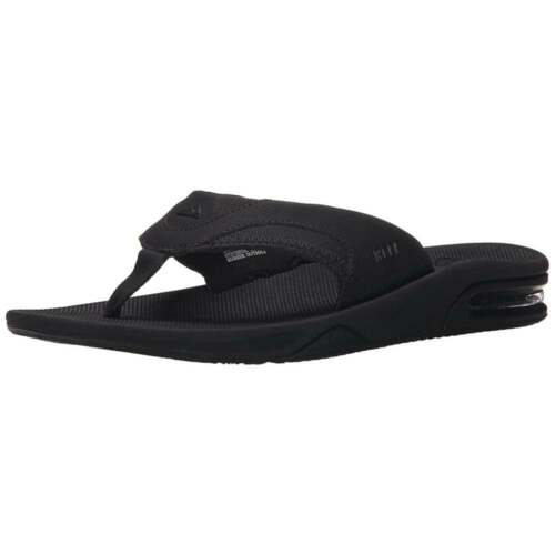 9af2948580b71d Mens Reef Fanning Flat Flip Flops With Bottle Opener UK Seller Size ...
