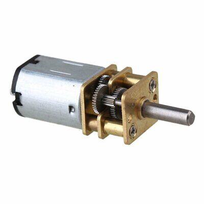 612v 30060030rpm Mini Dc Metal Gear Motor With Gearwheel Shaft Diameter N20