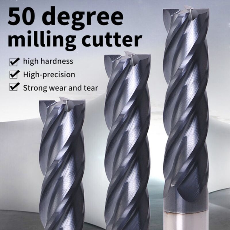 2cm x 60° HSS Dovetail Cutter End Mill