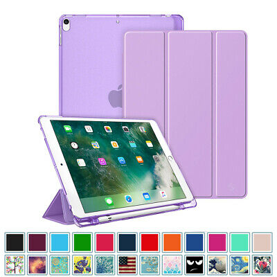 "For iPad Air 10.5"" 3rd Gen / iPad Pro 10.5"" Case Slim Shell Translucent Cover"