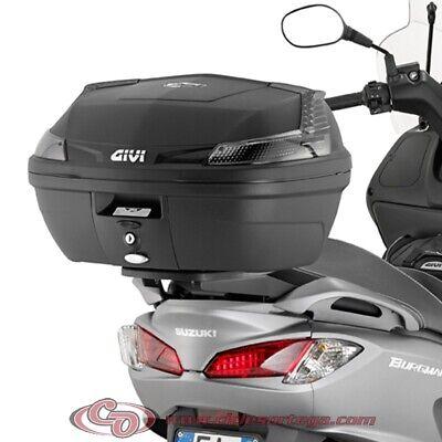 Kit Anclajes Givi SR3106 BAUL sistema monolock SUZUKI BURGMAN 200 2014-