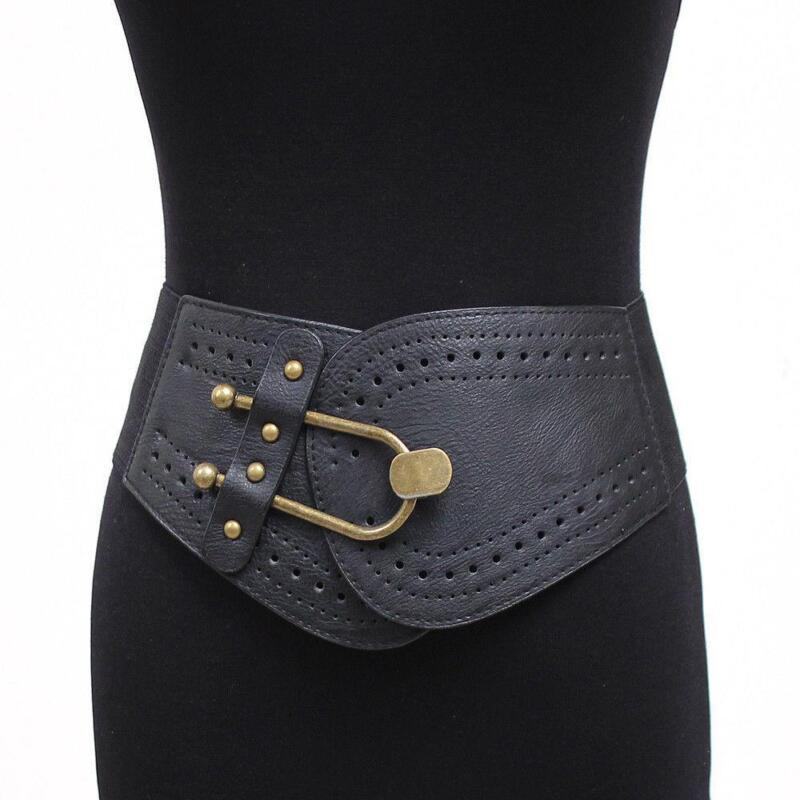 wide elastic stretch belt ebay